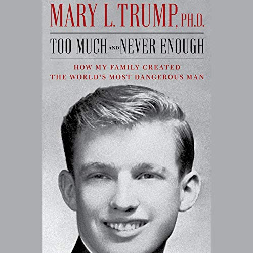 Too Much and Never Enough cover art