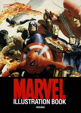 Marvel : Illustration Book