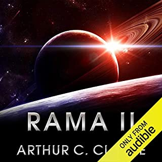 Rama II     Rama Series, Book 2              By:                                                                                                                                 Arthur C. Clarke                               Narrated by:                                                                                                                                 Toby Longworth                      Length: 15 hrs and 21 mins     490 ratings     Overall 4.2