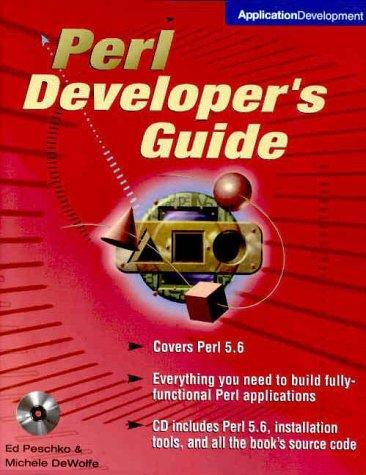 Perl Developer's Guide (Book/CD-ROM package)
