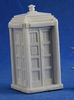 Reaper RPR80037 Bones Telephone Box Miniature