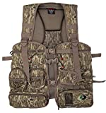 Mossy Oak Longbeard Strap Turkey Hunting Vest, Turkey Vest for Hunting with Seat