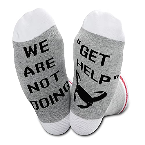 Thor Loki Fre&schaftssocken inspiriert Socken Geschenk We Are Not Doing