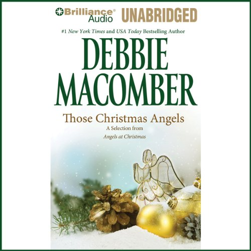 Those Christmas Angels: A Selection from Angels at Christmas cover art