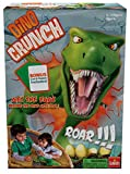 Dino Crunch - Get The Eggs Before The Dino Gets You! - Includes A Fun Shark Bite War Card Game by Goliath