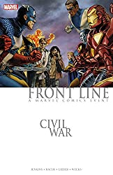 Civil War: Front Line, Book 1