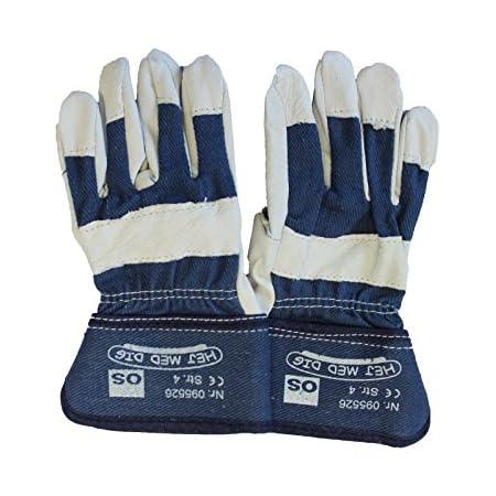 2-6 6 1, 3 Kinder Arbeitshandschuhe Latex Schutzhandschuhe Gartenhandschuhe Handschuhe Kinderhandschuhe orange Gr