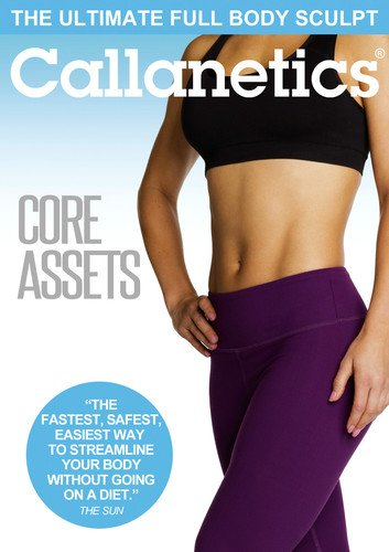 CALLANETICS: CORE ASSETS - CALLANETICS: CORE ASSETS (1 DVD)