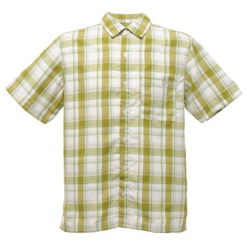 Regatta Brennen Chemise à carreaux pour homme M - Vert clair