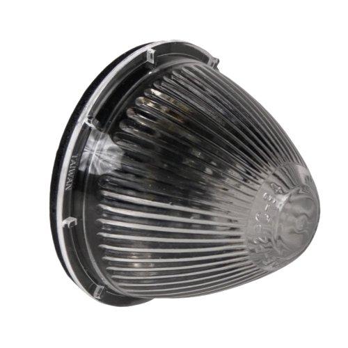 Blazer International B666C Beehive Clearance Marker Light, Clear