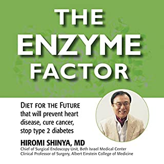 The Enzyme Factor audiobook cover art