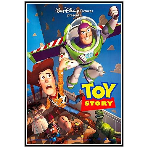 Puzzle 1000 pezzi Arte Nordic Cartoon Picture Anime Movie Toy Story Painting Puzzle da 1000 pezzi per adulti Puzzle giocattolo educativo per alleviare lo stress intellettuale50x75cm(20x30inch)