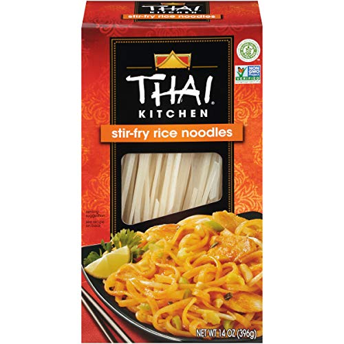 Thai Kitchen Stir Fry Rice Noodles, 14 oz