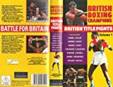 British Boxing Title Fights Vol.1 [VHS]