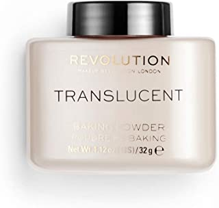 Makeup Revolution Loose Baking Setting Powder Translucent