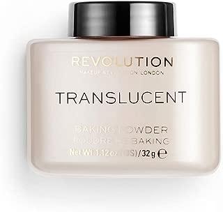 Makeup Revolution Loose Baking Powder ~ Translucent