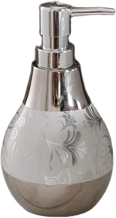Retro Style Soap Limited price sale Dispenser Ceramic Bo Shower Gel Cheap Lotion Shampoo
