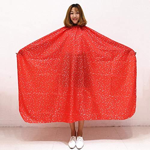 RMI Size kappers styling doek sjaal gewikkeld ster icoon kapper volwassen cut