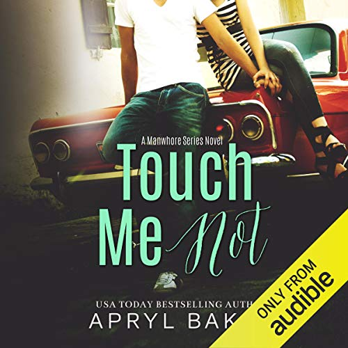 Touch Me Not  By  cover art