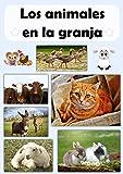 Los animales en la granja: El libro de fotos de mascotas de Cat Kuku