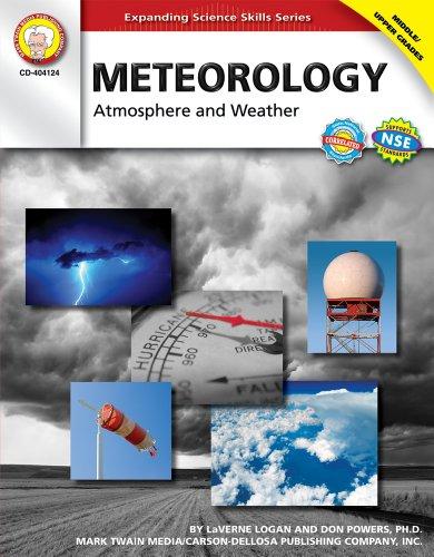 Mark Twain - Meteorology, Grades 6 - 12 (Expanding Science Skills Series)