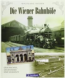 Buch - Die Wiener Bahnhöfe