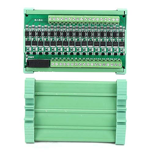 Zuverlässige 16-Kanal-SPS-Verstärkerplatine, SPS-Verstärkerplatine, langlebige Bohrinstallation für das Motorschütz