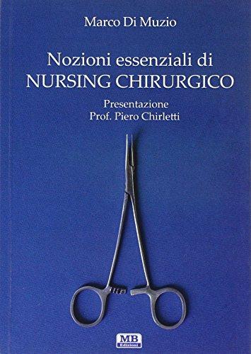 Nozioni essenziali di nursing chirurgico