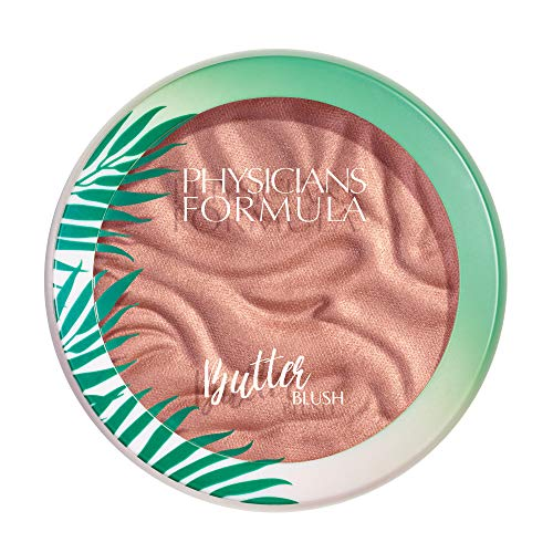 Physicians Formula Murumuru Butter Blush, Beachy Peach, 0.24 Ounce