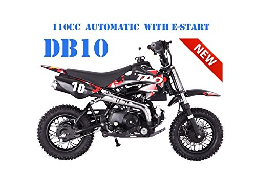 TAO Dirt Bike DB10 (Red)