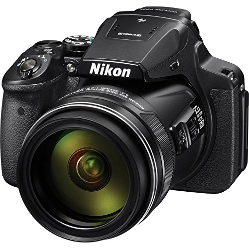 Nikon Coolpix P900 Wi-Fi 83x Zoom Digital Camera -...