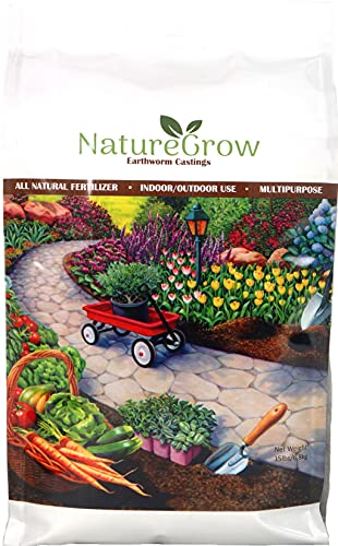 Price comparison product image NatureGrow Earthworm Castings 30LB (15LB
