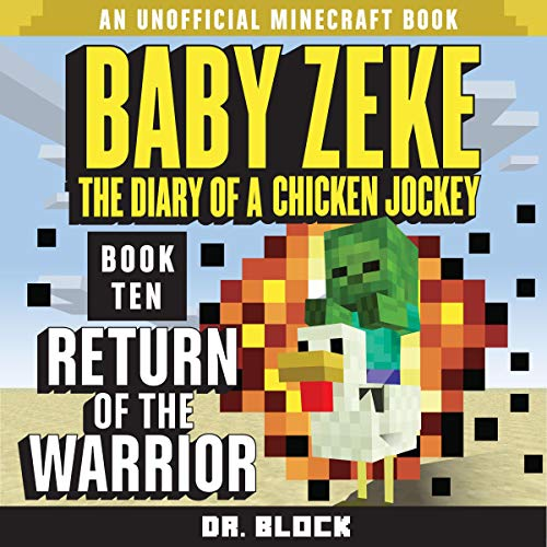 Baby Zeke: Return of the Warrior cover art