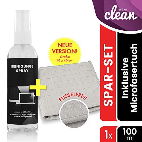 #1 Bildschirm Reinigungsspray