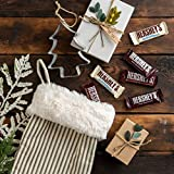 HERSHEY'S Holiday Chocolate Candy Variety Mix, Snack Sizes for Stocking Stuffing, Gifts, and Parties, 33 oz.