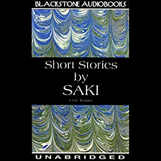 Short Stories by Saki audiobook cover art