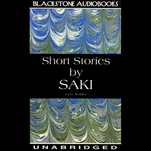 Short Stories by Saki Titelbild