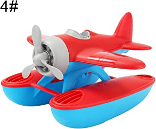 Anniston Kids Toys, 3D Slide Sea Plane Floating Model Water Play Baby Bath Swimming Pool Toy Gift Models Toys for Children...