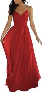 Best red formal dresses long Reviews