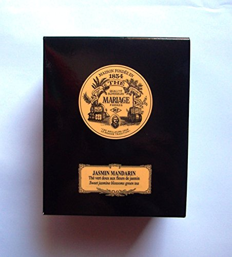 Mariage Frères Paris - JASMIN MANDARIN® - 100gr Dose