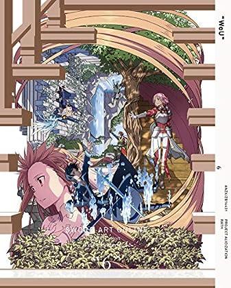 ソードアート・オンライン アリシゼーション War of Underworld 6(完全生産限定版) [Blu-ray]