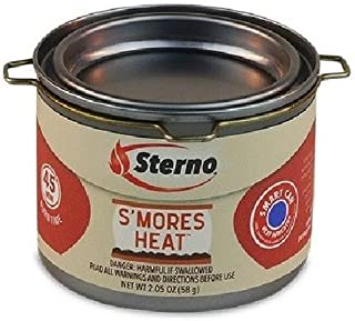 S'mores Heat Fuel Cans (Set of 6)