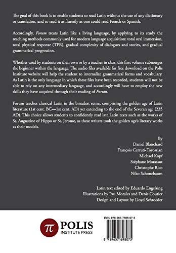 Forum: Lectiones Latinitatis Vivae / Speaking Latin as a Living Language