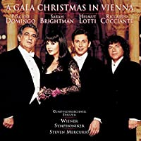 A Gala Christmas in Vienna by Placido Domingo (2006-07-29)