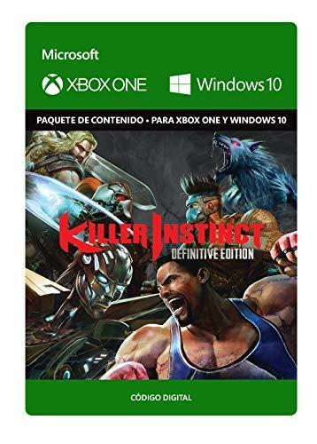 Killer Instinct: Definite Edition | Xbox One - Código de descarga