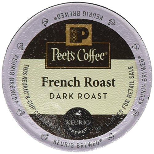 Peet's French Roast 120 Single K-Cups