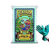 FoxFarm Ocean Forest Potting Soil Organic Mix Indoor Outdoor For Garden And Plants - Organic Plant Fertilizer - 38.5 Quart (1.5 cu ft). - (Bundled with...