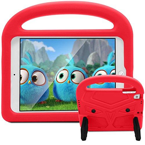Roasan - Funda para iPad 9,7 2018/2017, iPad Pro 9.7, iPad Air 2, asa Ligera y Resistente a los Golpes, Soporte de protección para niños para Apple iPad 6 y 5ª generación.