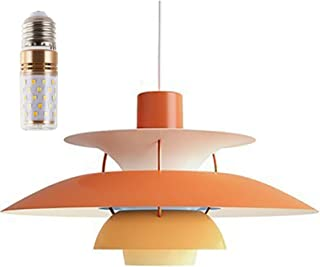 Moderne Hanglamp Moderne Hanglamp Nordic Hanglampen Eenvoudige E27 Led Kroonluchter Deense Designer Woonkamer Hangende Pla...