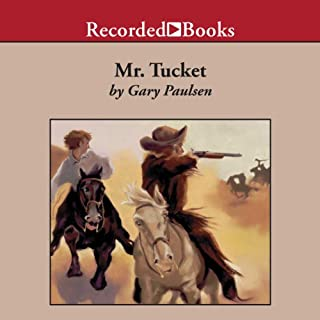 Mr. Tucket audiobook cover art